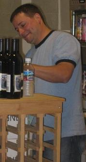 John Caracciolo Wine Maker & Founder of Hello Wines.